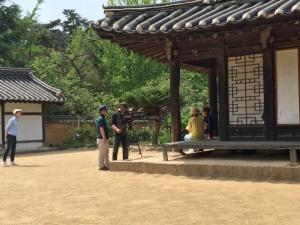caroline mars art korean television recording